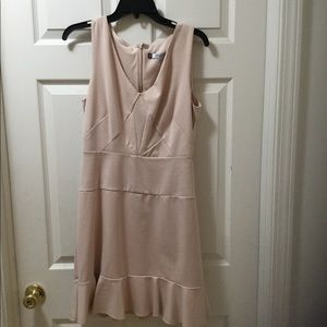 Dresses & Skirts - Jennifer Lopez dress, sz 10, color=nude